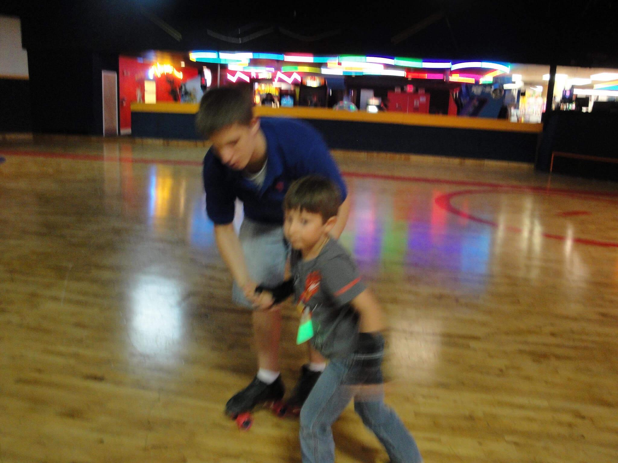 Roller skates book - Skate Lessons