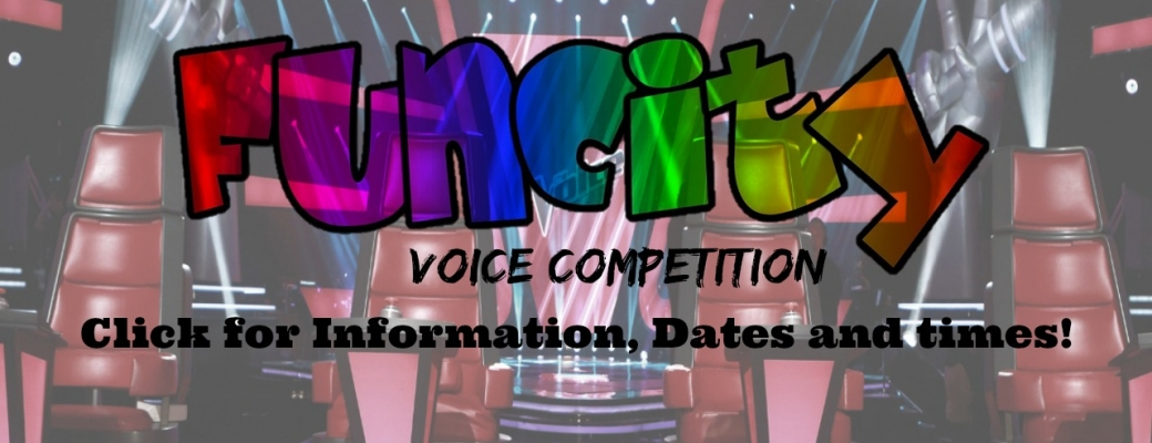 Funcity Voice Competition