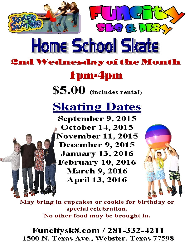 Home School Poster