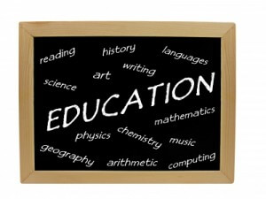 Education Blackboard