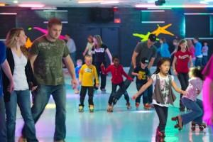 kids skating - summer groups