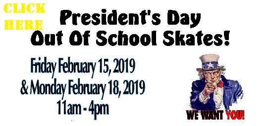 Presidents Day 2019 Banner Edited